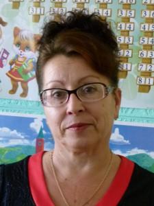 Джевага Светлана Николаевна учитель начальных классов